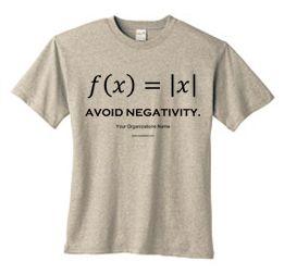 Math T-Shirts | Geek Shirts | Nerdy T-Shirts | Science Shirts | Fun With Equations.