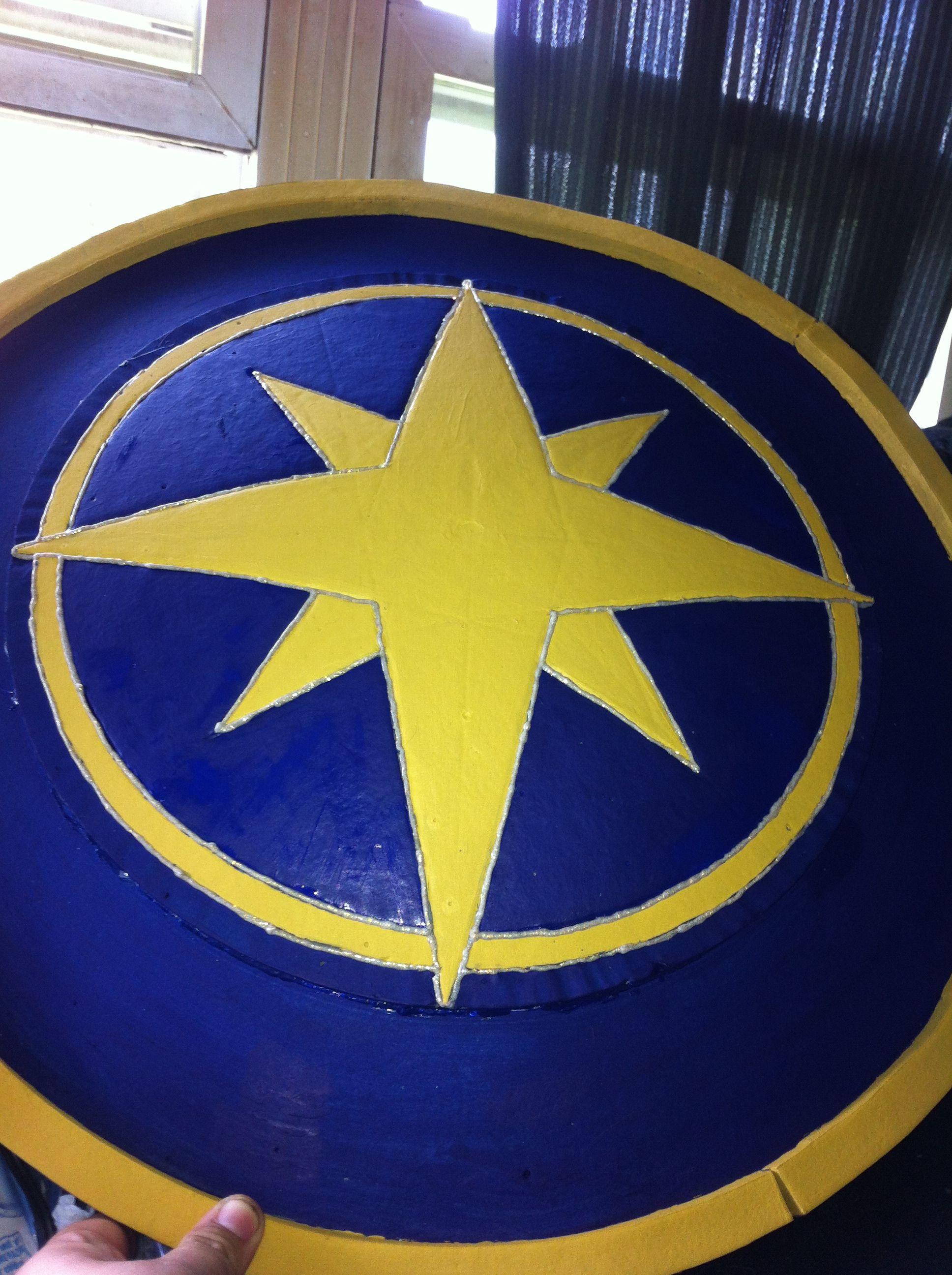 Shield for a friend