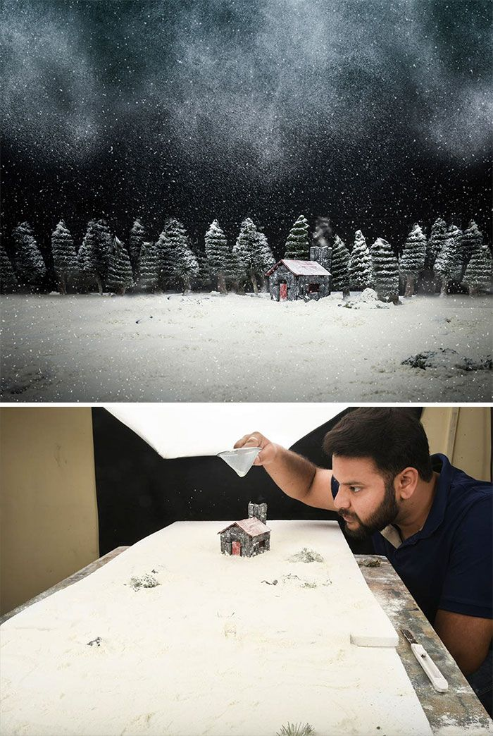 Artists make stunning moments
