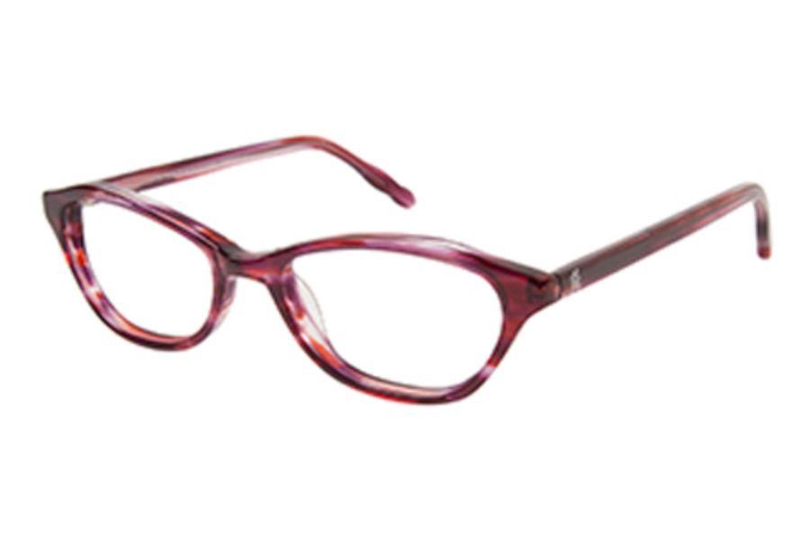 Jessica McClintock for Girls JMC 425 Eyeglasses | Eyeglass Frames ...