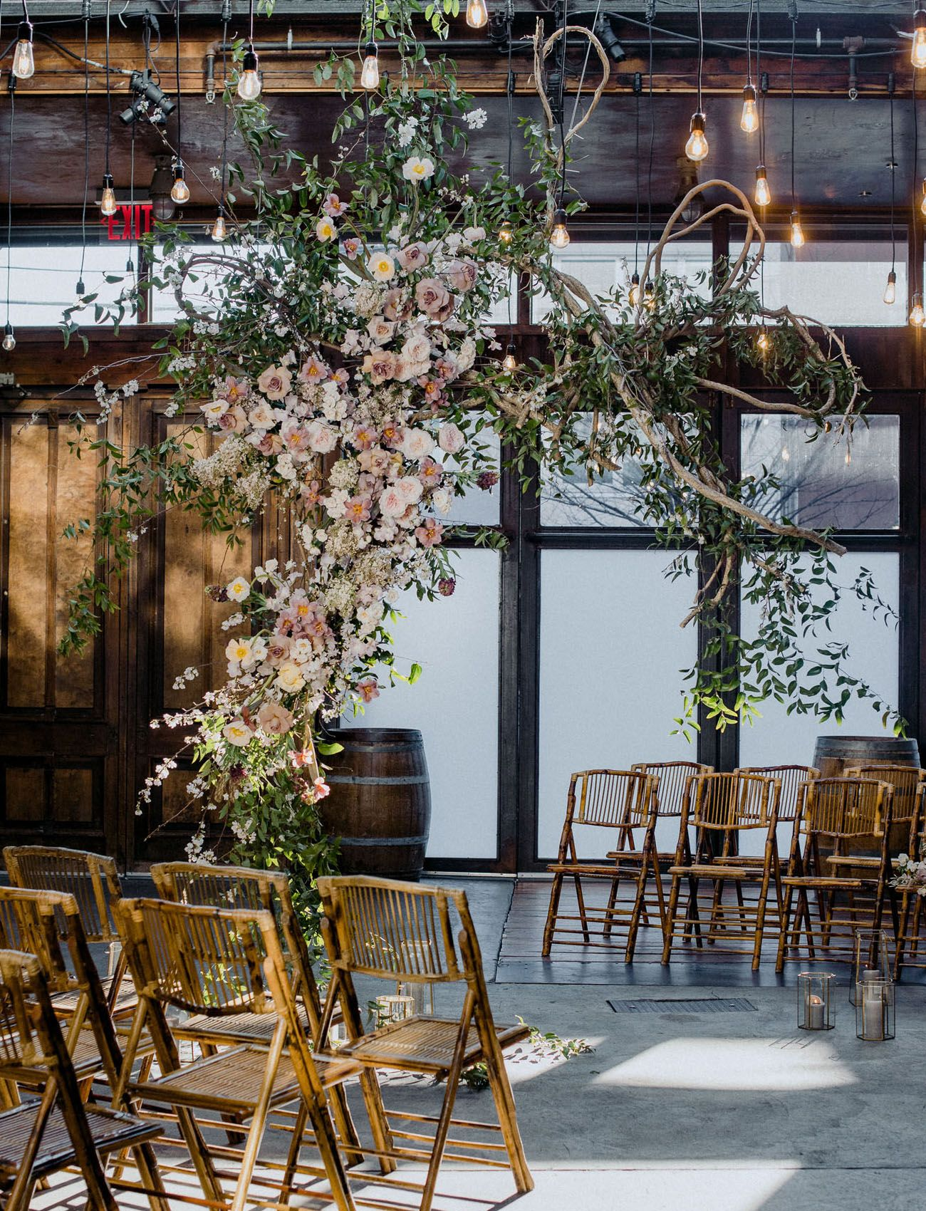 This Brooklyn Winery Turned Into the Ultimate Bohemian