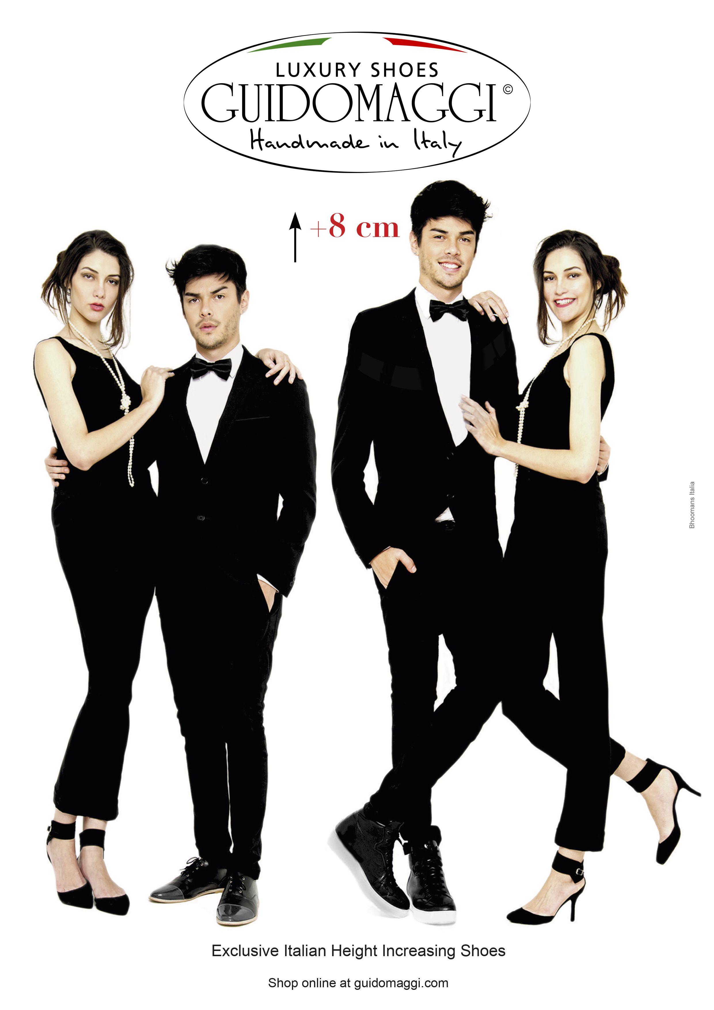 a9c1297e869 Guidomaggi Luxury elevator shoes - AlItalia magazine