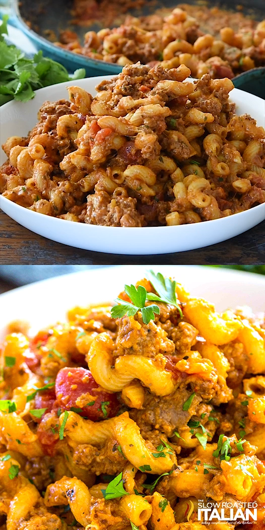 One-Pot American Goulash images