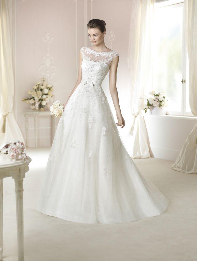 Brautkleid Dacey aus der White One Brautmoden Kollektion 2015 ...