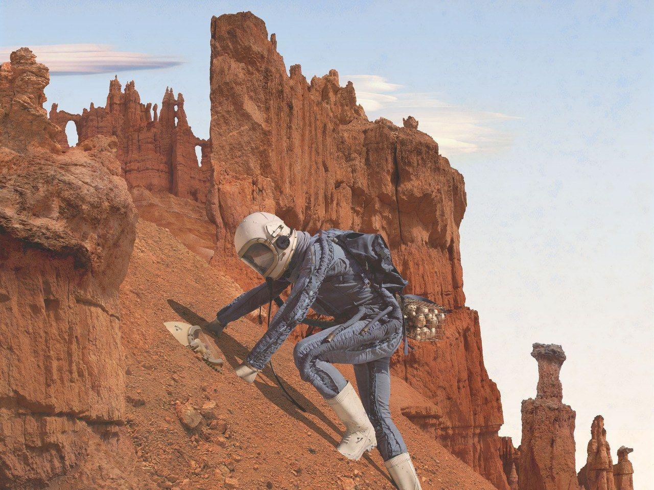 A Discovery On Mars Art inspiration, Art wallpaper