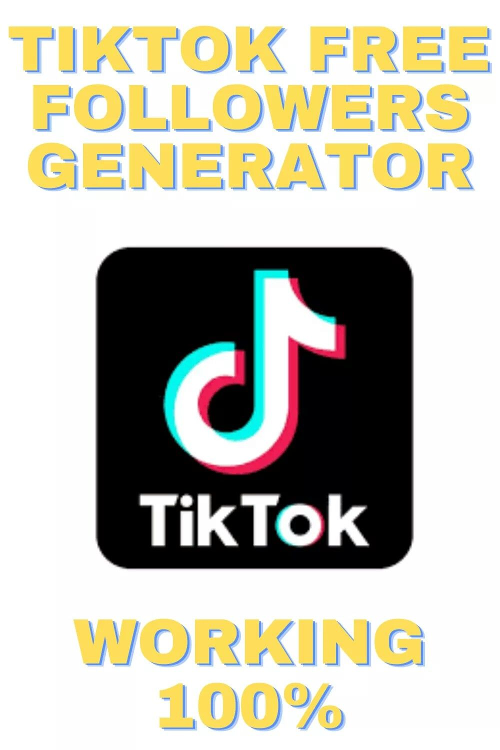 How To Get Free Tiktok Followers And Likes Generator Free Followers Get Instagram Followers How To Get Followers