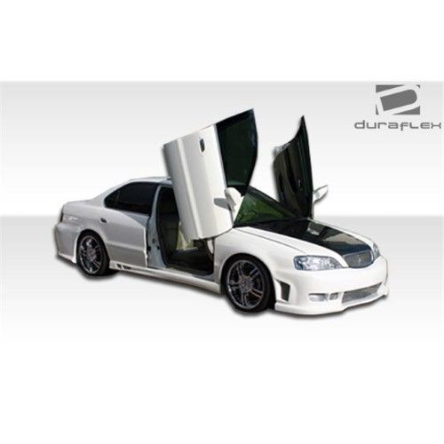 Duraflex 102054 1999-2003 Acura Tl Spyder Side Skirts