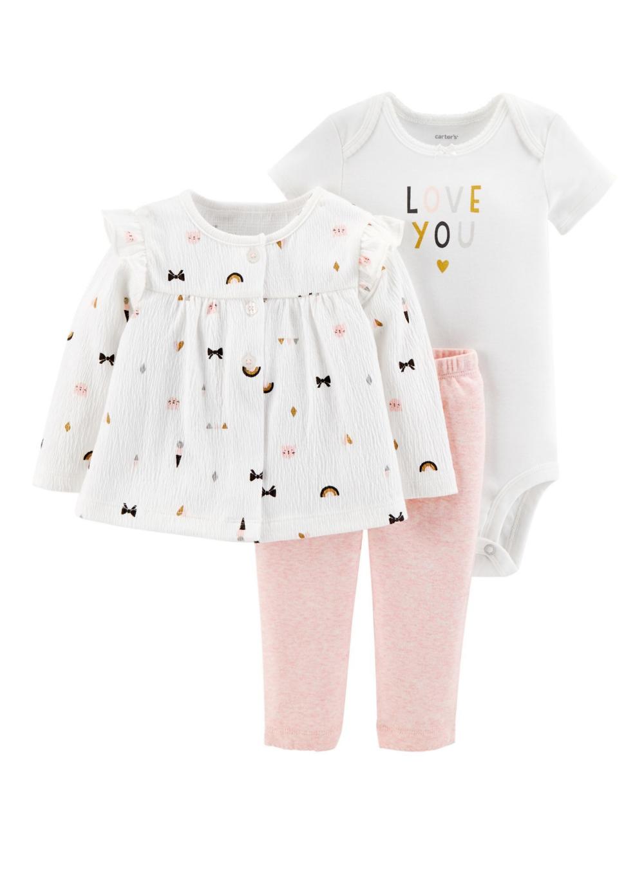 Prematuro bebé prematuro Pequeño ropa de bebé niñas dos piezas de este conjunto pequeño bebé recién nacido 0-3m