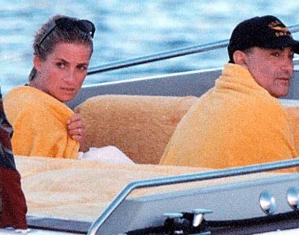 Dodi Fayed Autopsy Report Princess Diana And Dodi Al