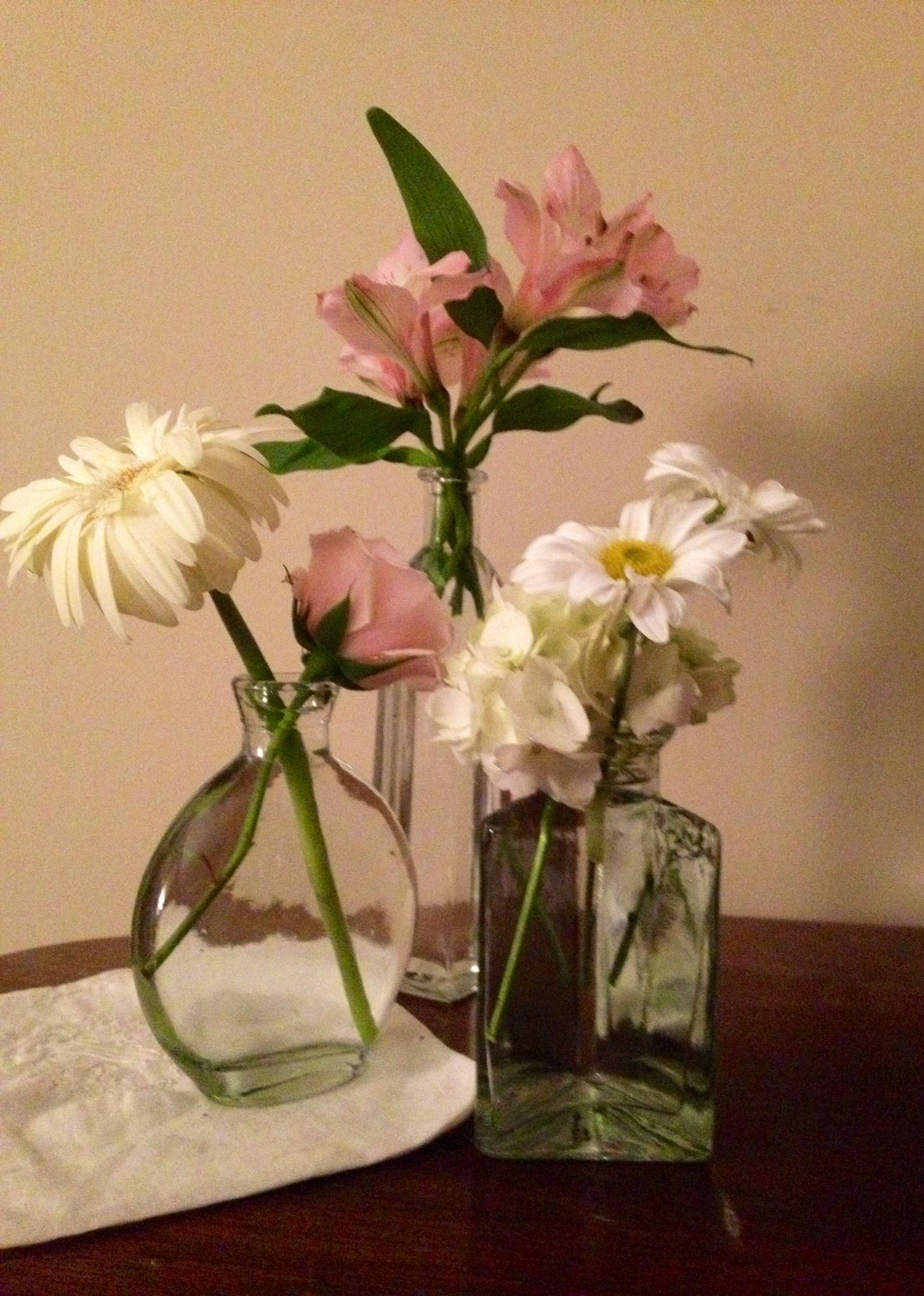 Gerber Daisy Arrangement Ideas