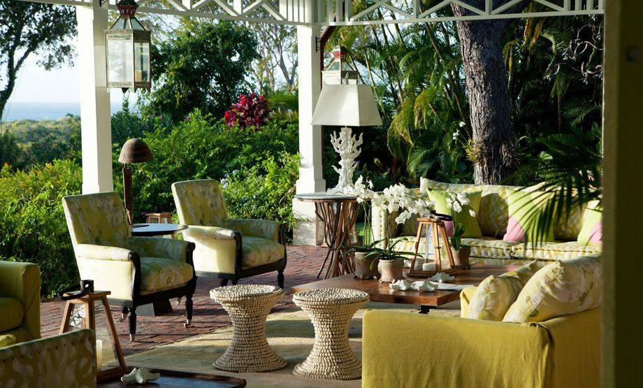Rossferry Barbados by Firmdale Hotels Outdoor decor
