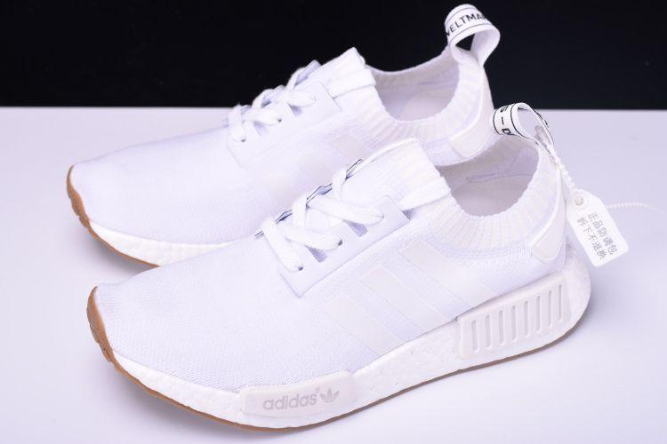 NMD_R1 Primeknit 'White Gum' adidas BY1888 | GOAT