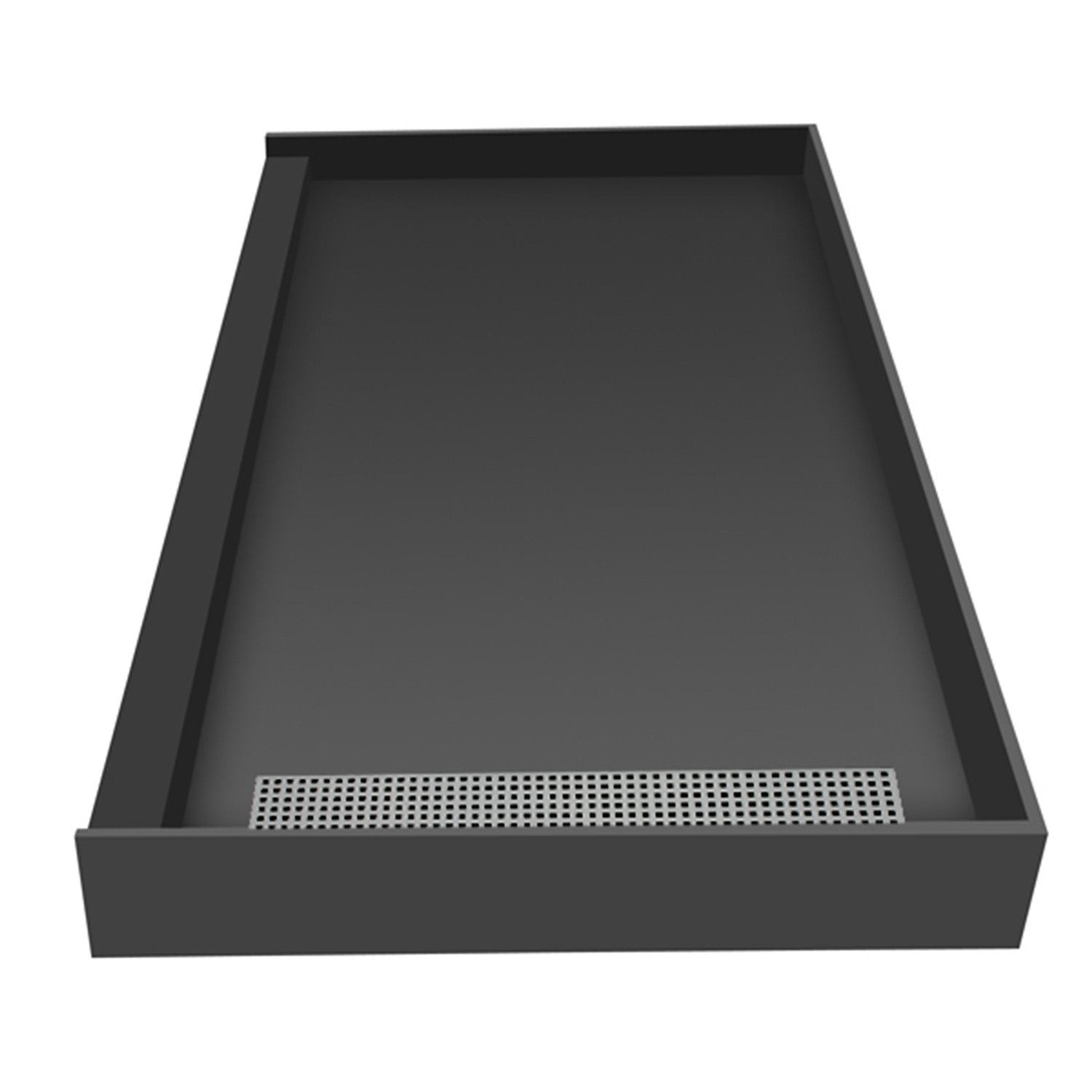 """Tile Redi 30"""" D x 48"""" W, fully Integrated Shower Pan, with"""