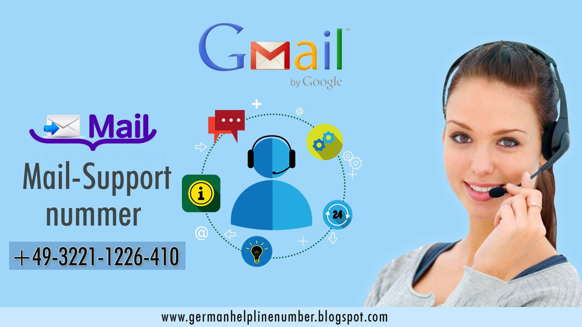 Wenden Sie sich an die Gmail Kundendienstnummer, um Ihre E