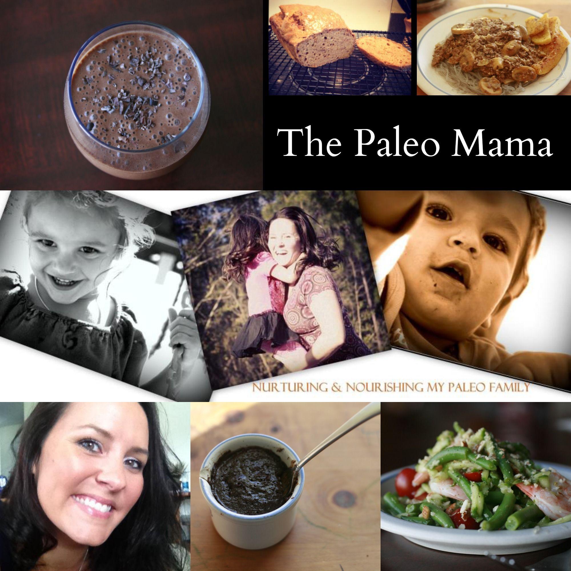 The Paleo Mama collage | Popular Paleo