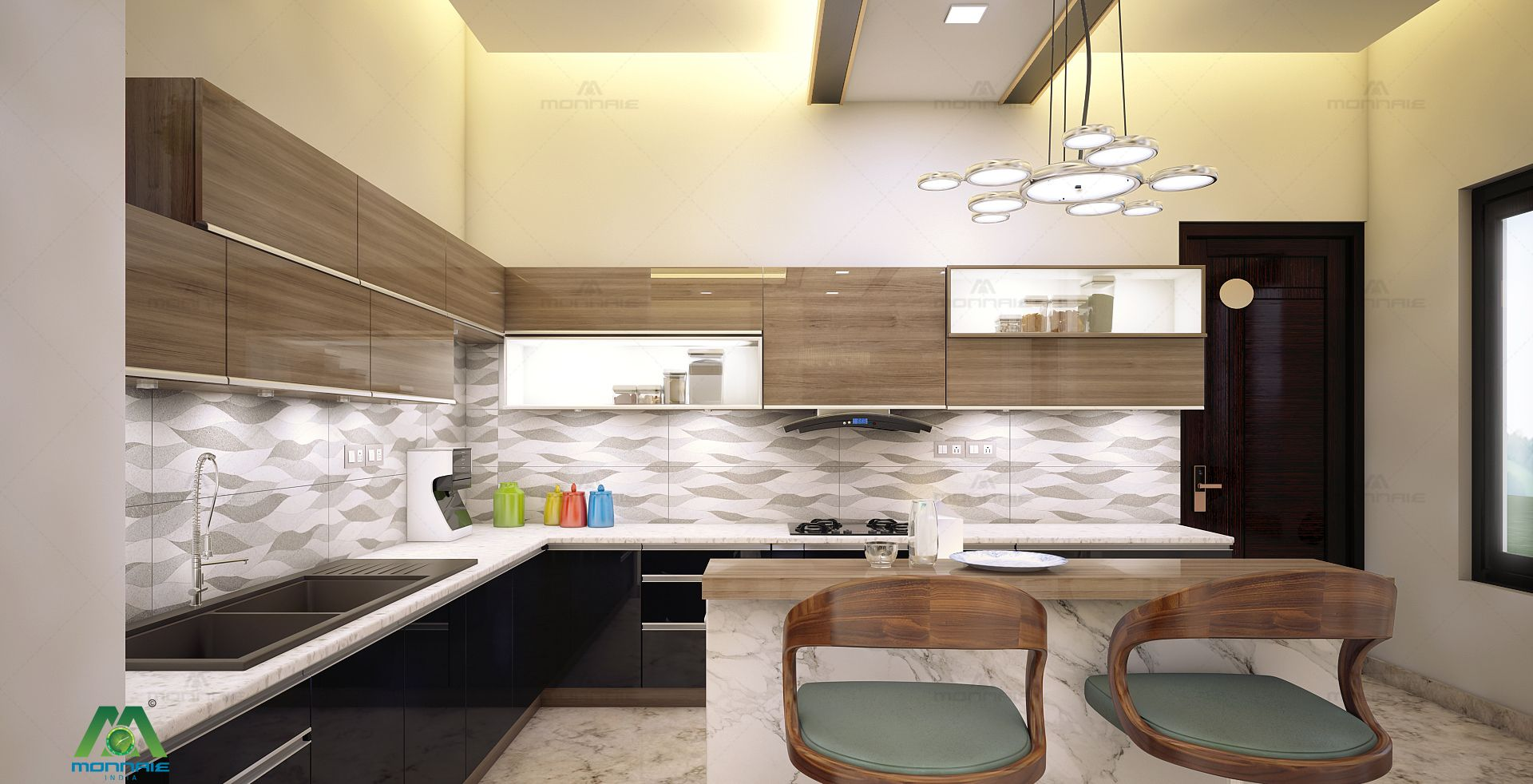 Modular Kitchen Designs Ideas That Can Make The Home Look Elegant