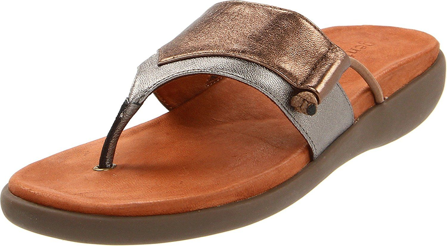 Gentle Souls Women's Got It Thong Sandal -- Check this awesome product by going to the link at the image.