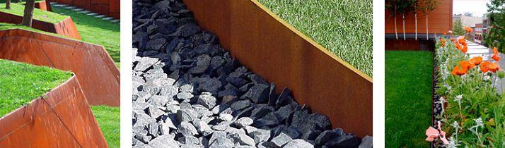 Landscape Architecture · Weathering SteelCorten ...
