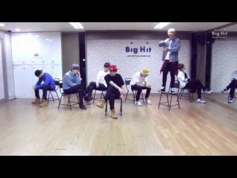 방탄소년단 '하루만(Just one day)' dance practice