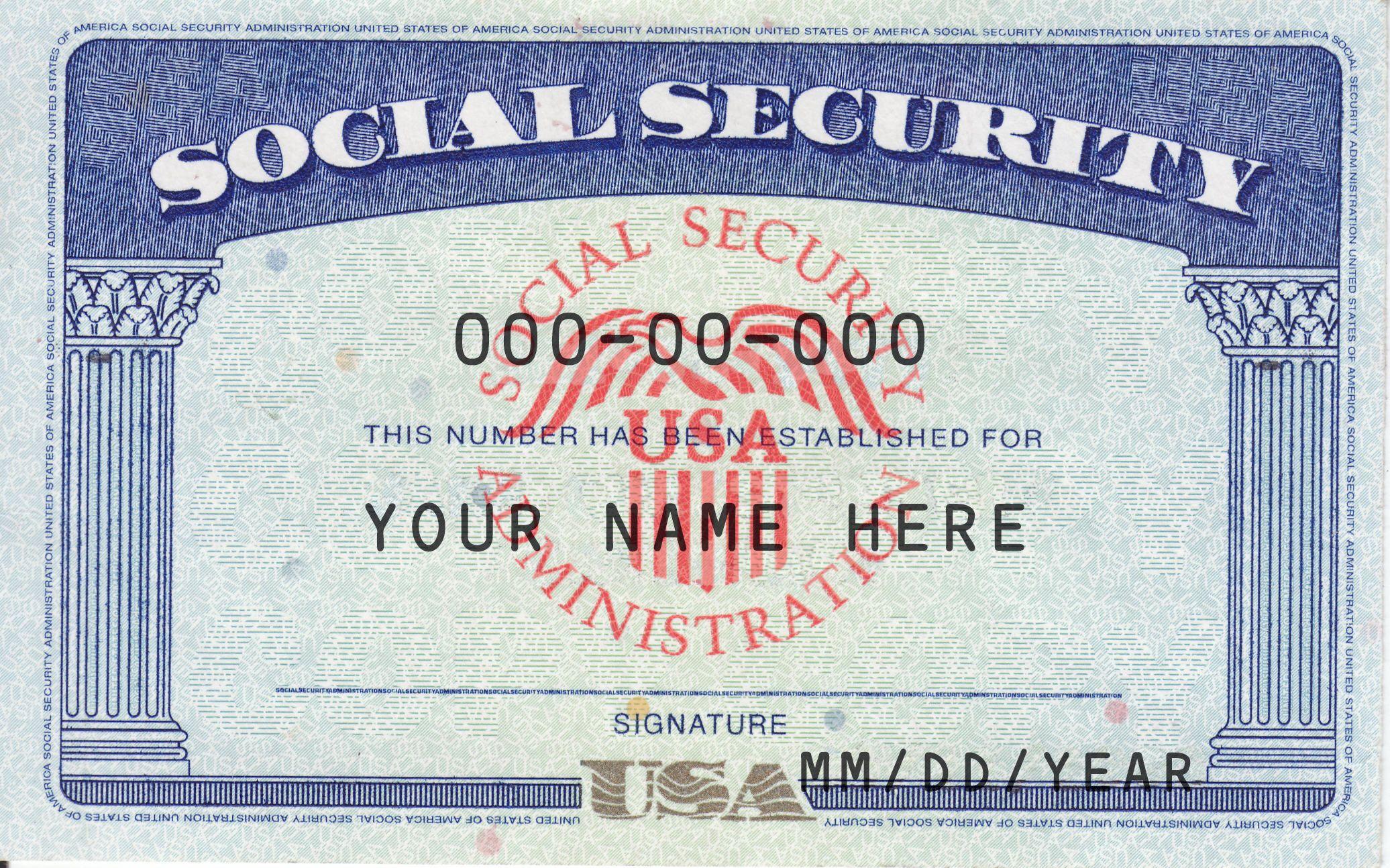 544966a79973a61e96c0c3ddaf12c732 - How To Get A Social Security Number In California