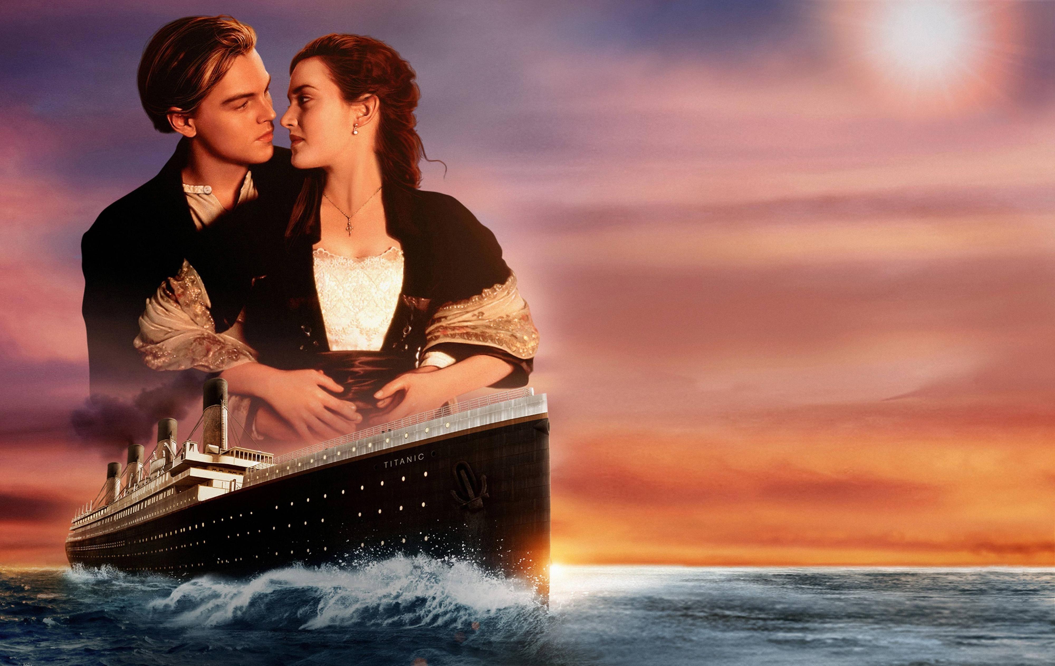 Znalezione obrazy dla zapytania titanic jack i rose poster