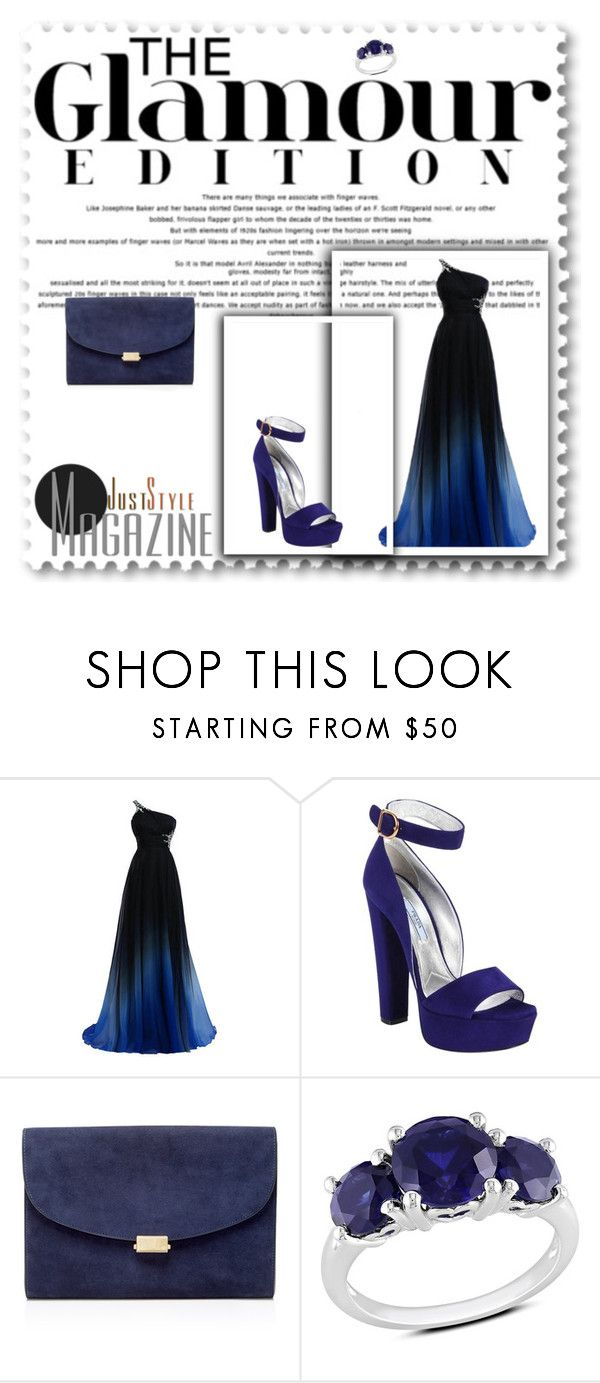"""Red Carpet"" by thefashion007 ❤ liked on Polyvore featuring Prada, Mansur Gavriel and Ice"