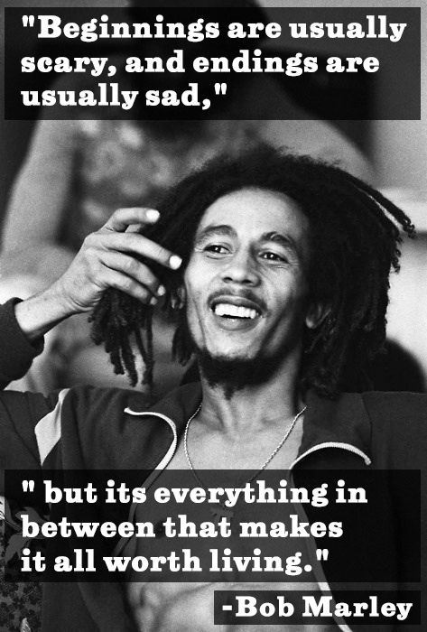 Enjoy more Marley quotes on Bob