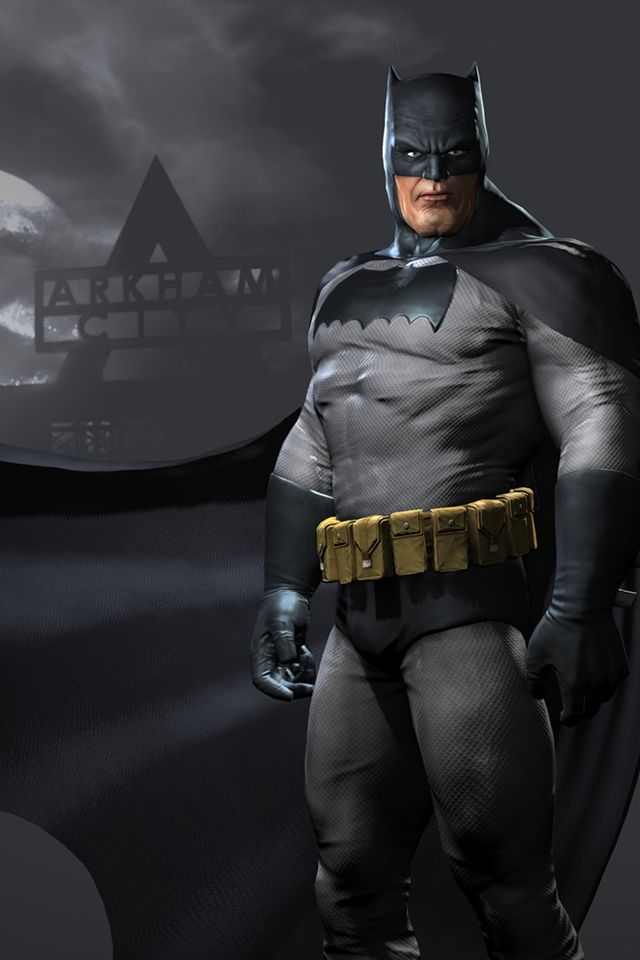 The Dark Knight Returns Batman Arkham City Batman The Dark