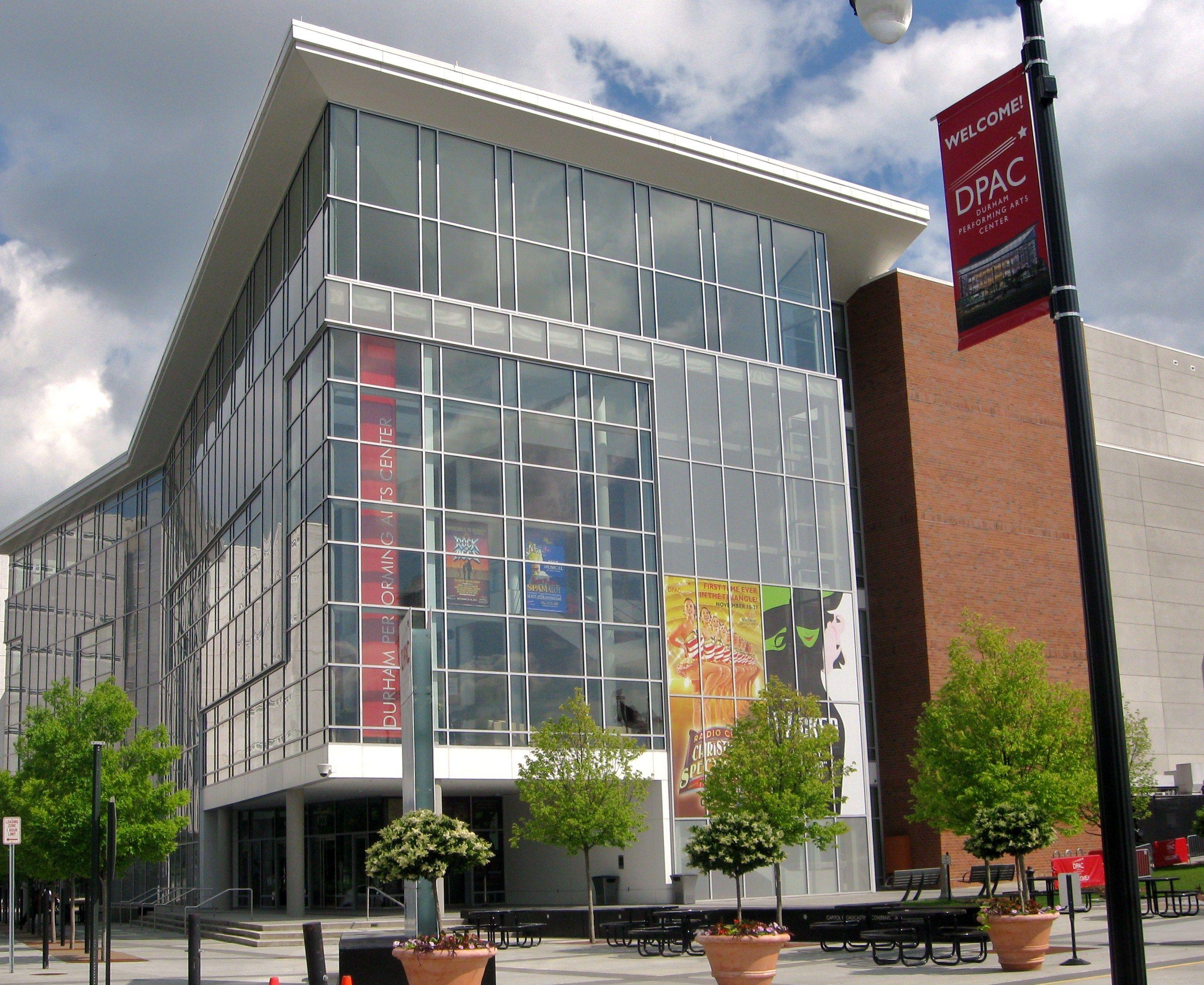 durham performing arts center dpac homeruns in bull. Black Bedroom Furniture Sets. Home Design Ideas