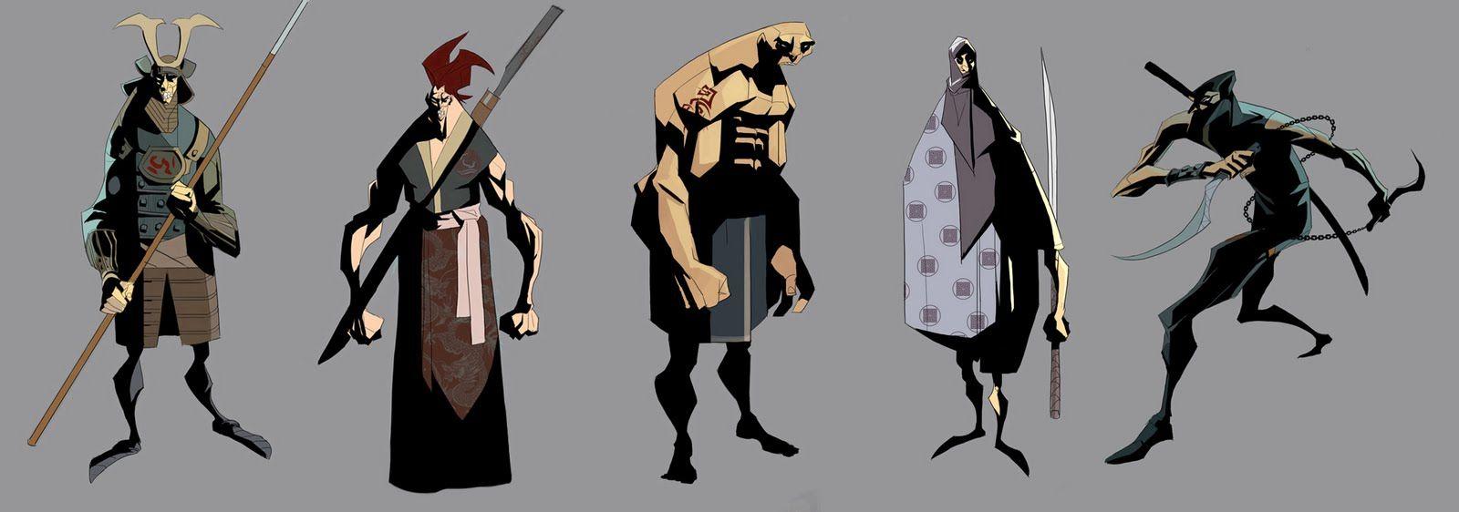 Eduard Visan characters