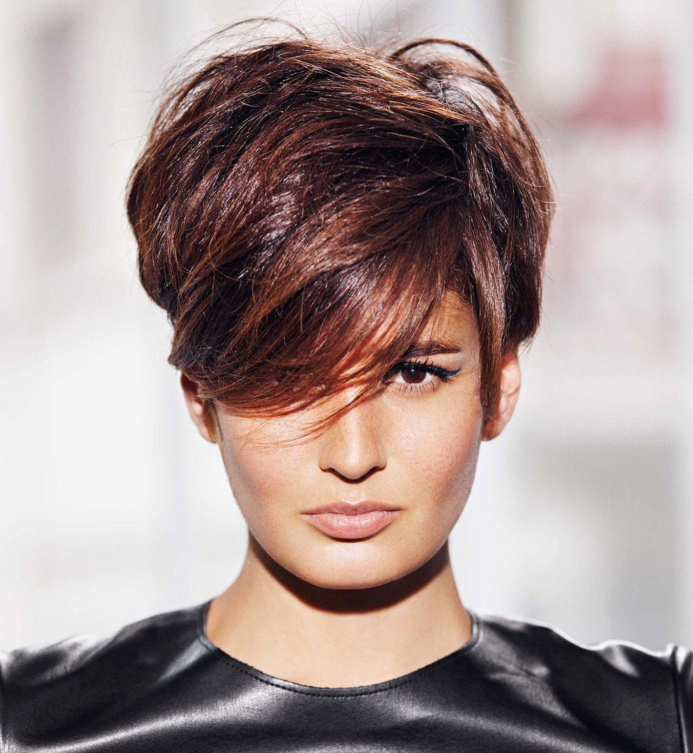 Toutes les coupes qui donnent du volume aux cheveux fins | Coupe de cheveux courte, Coupe de ...