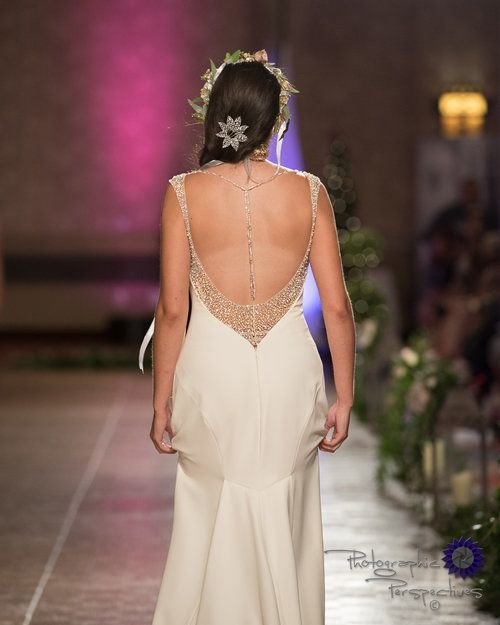 Wedding Gown Fashion Show: Maggie Sottero Evangelina Ivory