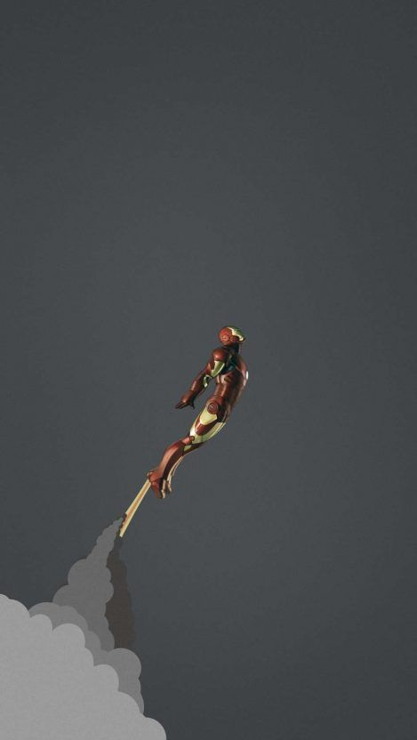 Iron Man Simple Background Iphone Wallpaper In 2020 Iron Man Wallpaper Marvel Wallpaper Avengers Wallpaper