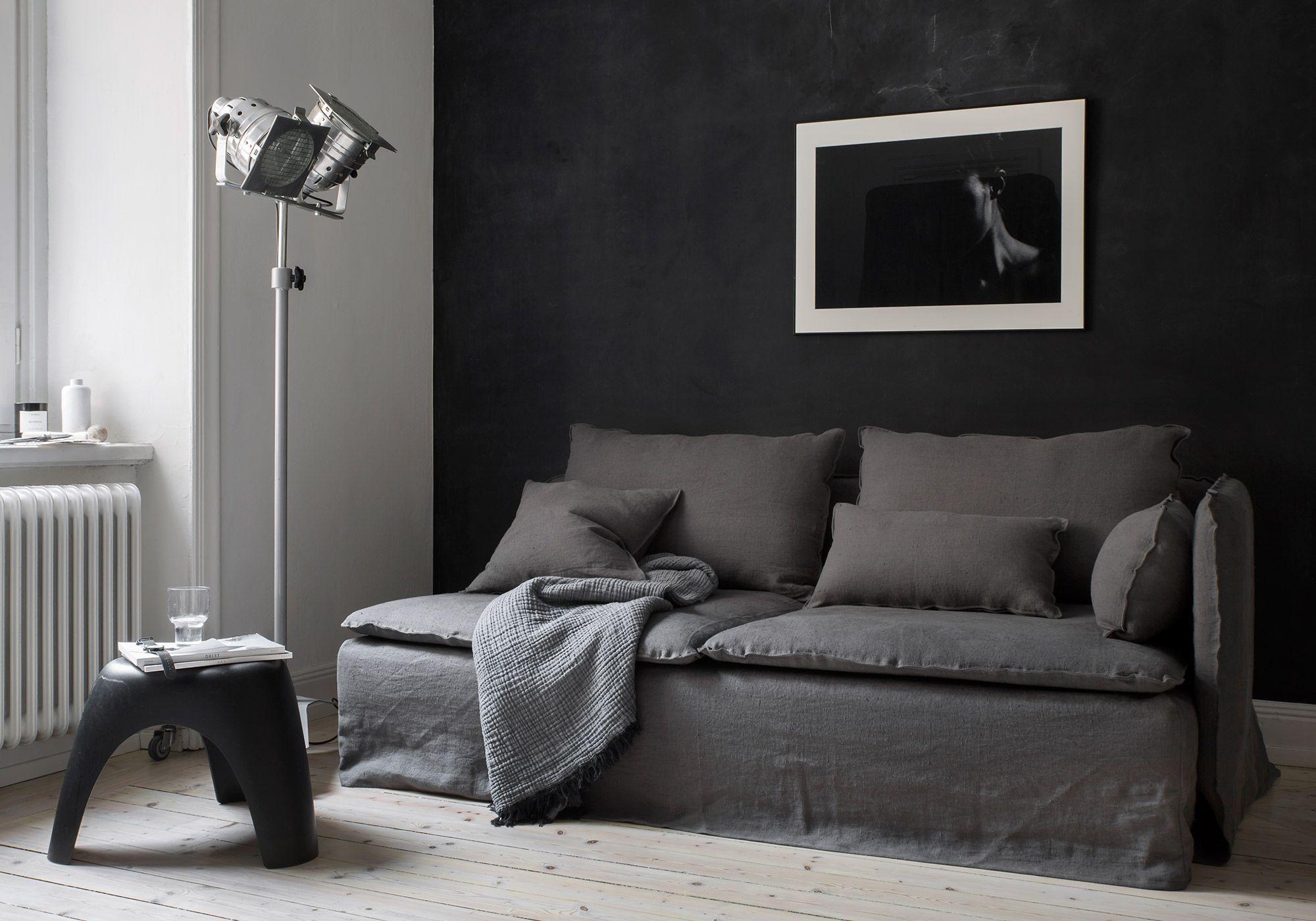 s derhamn 3 seater sofa cover loose fit urban. Black Bedroom Furniture Sets. Home Design Ideas