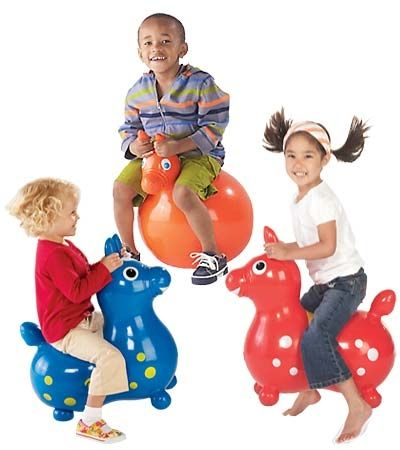 Gymnic Line Gymnic Rody Horse Active Play Toys From Magic