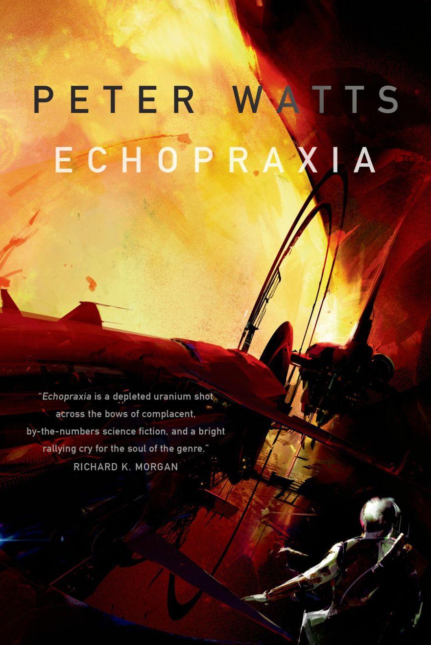 Echopraxia, by Peter Watts (с изображениями) Книги