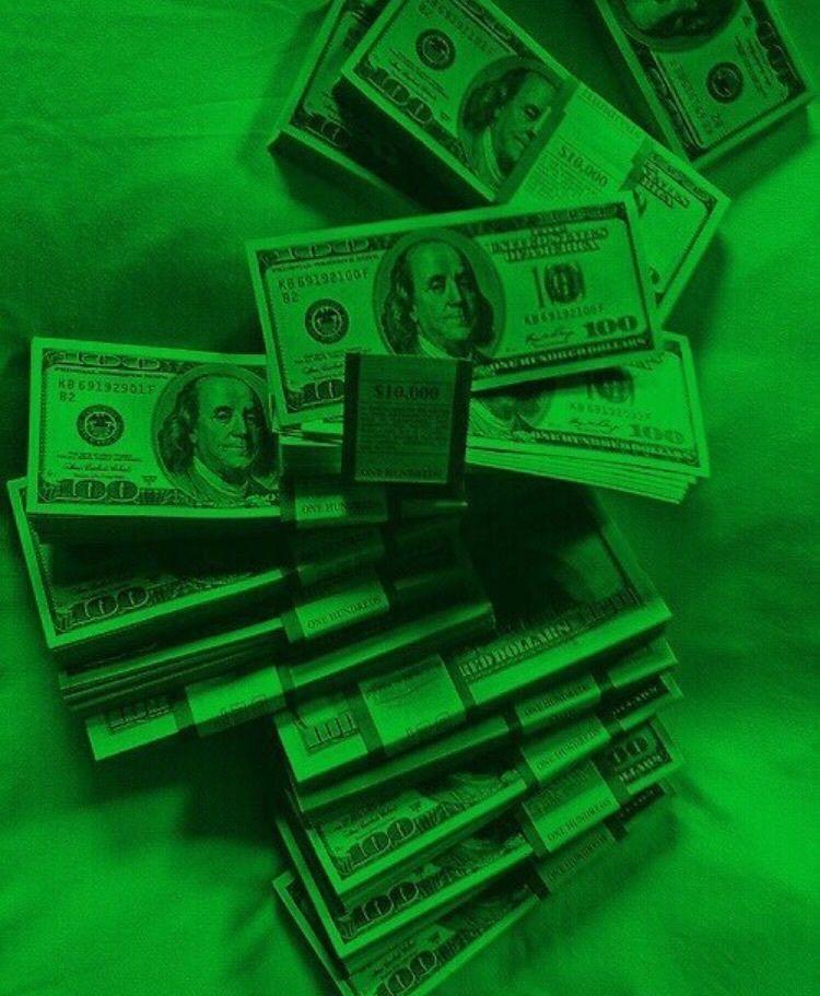 green money green aesthetic green aesthetic