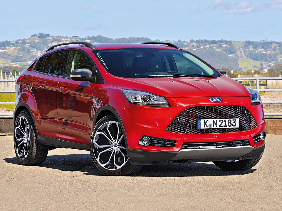 Ford New Kuga On Sale Late 2014 Early 2015 Ford A Going To Have 3