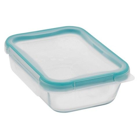 Snapware Glass Medium Square Container 2 Cup With Images Snapware Food Storage Containers Food Storage