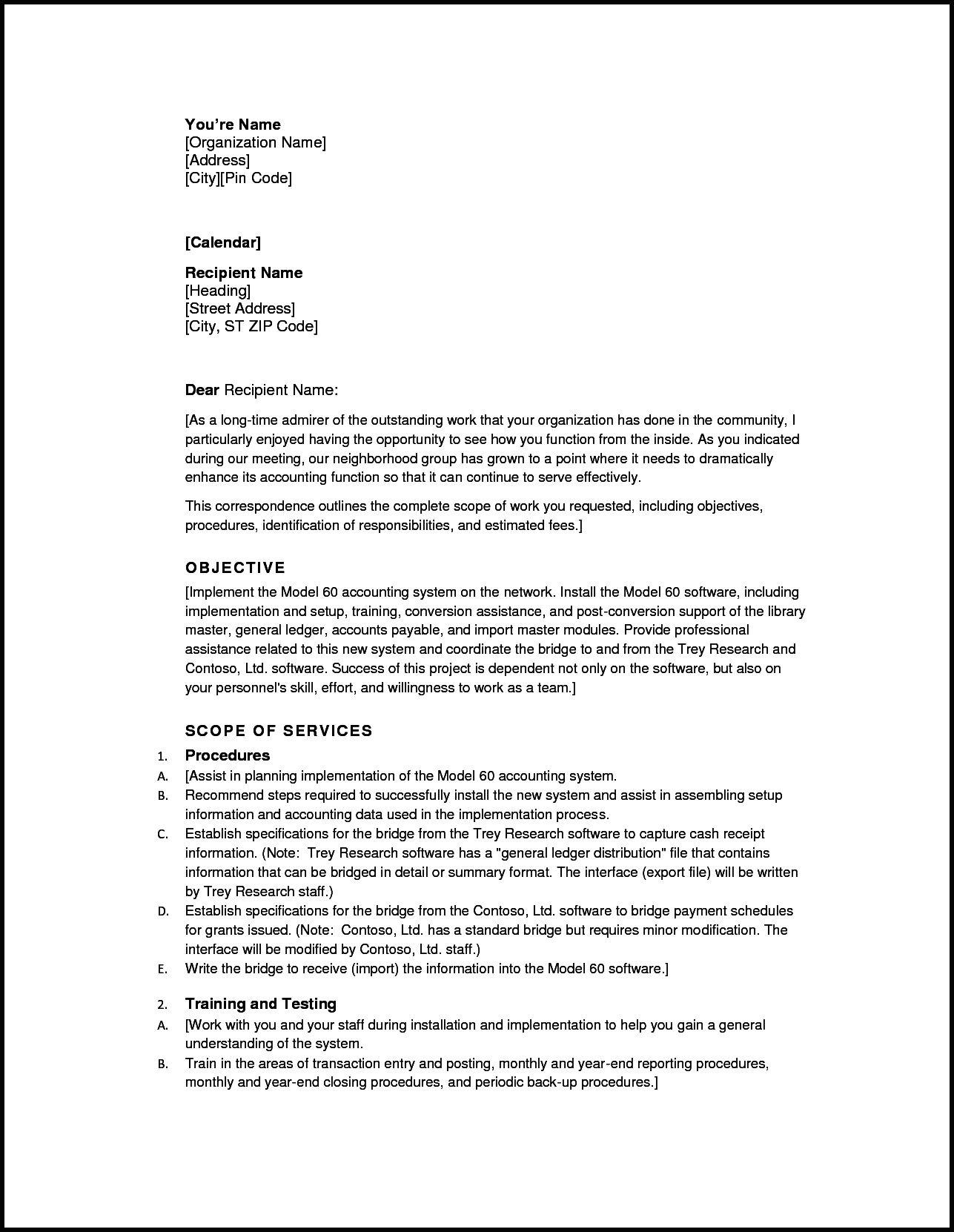 020 Sample Grant Proposal Template Bank Loan Elegant Small