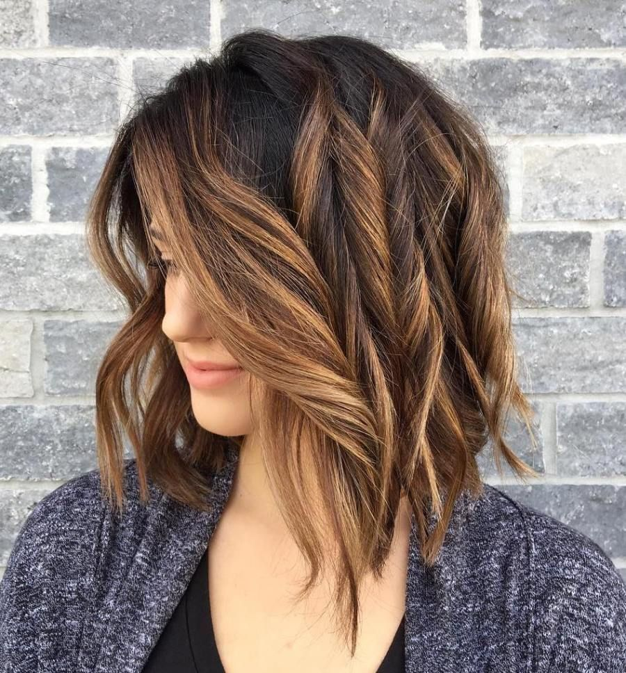 45 Hair Color Ideas For Brunettes For Fall Winter Summer ...