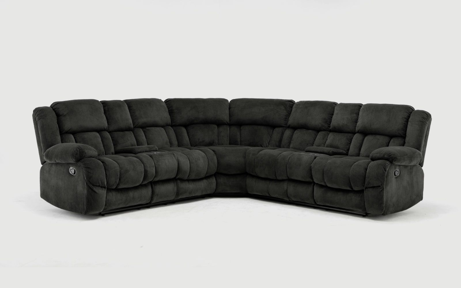 Exceptional Recliner · Raymond Linen Fabric L Shape Sectional Recliner Sofa  #RecliningSofa