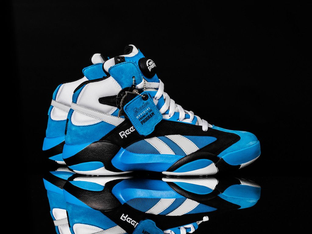 Reebok Shaq Attack (1992) | Sneakers basket collector