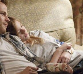 """""""Somewhere"""" - Kino-Tipp - In das unbekümmerte Leben von Hollywood-Jungstar Johnny Marco (Stephen Dorff) platzt unerwartet seine elfjährige Tochter Cleo (Elle Fanning)."""