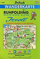 Fritsch Karte Ruhpolding Inzell Karte Im Sinne Von