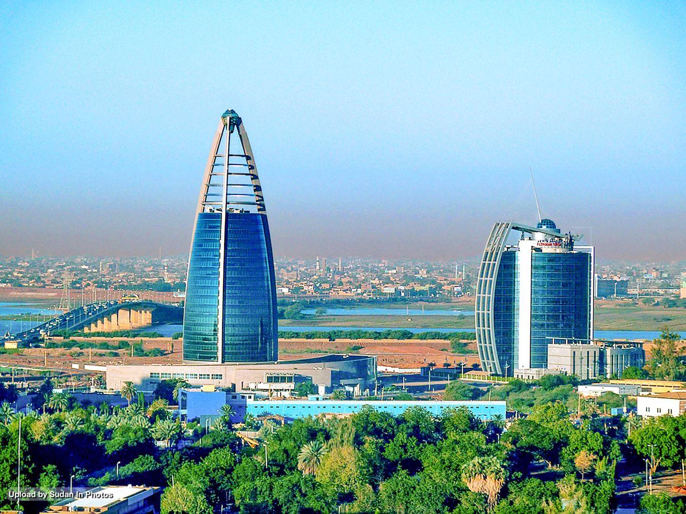 Khartoum, Sudans capital الخرطوم، عاصمة السودان sudan khartoum capital