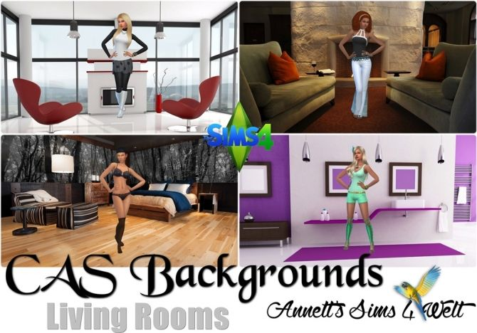 Cas Backgrounds Living Room At Annett S Sims 4 Welt Sims 4 Updates Sims 4 Sims Sims 4 Custom Content