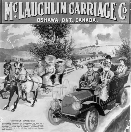 McLaughlin Carriage Company