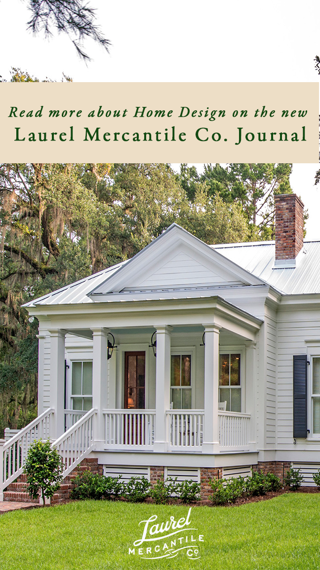 More Than Machines For Living The Priceless Design Lessons Of A Small Southern Town Home Town Hgtv Southern Cottage Southern Living House Plans