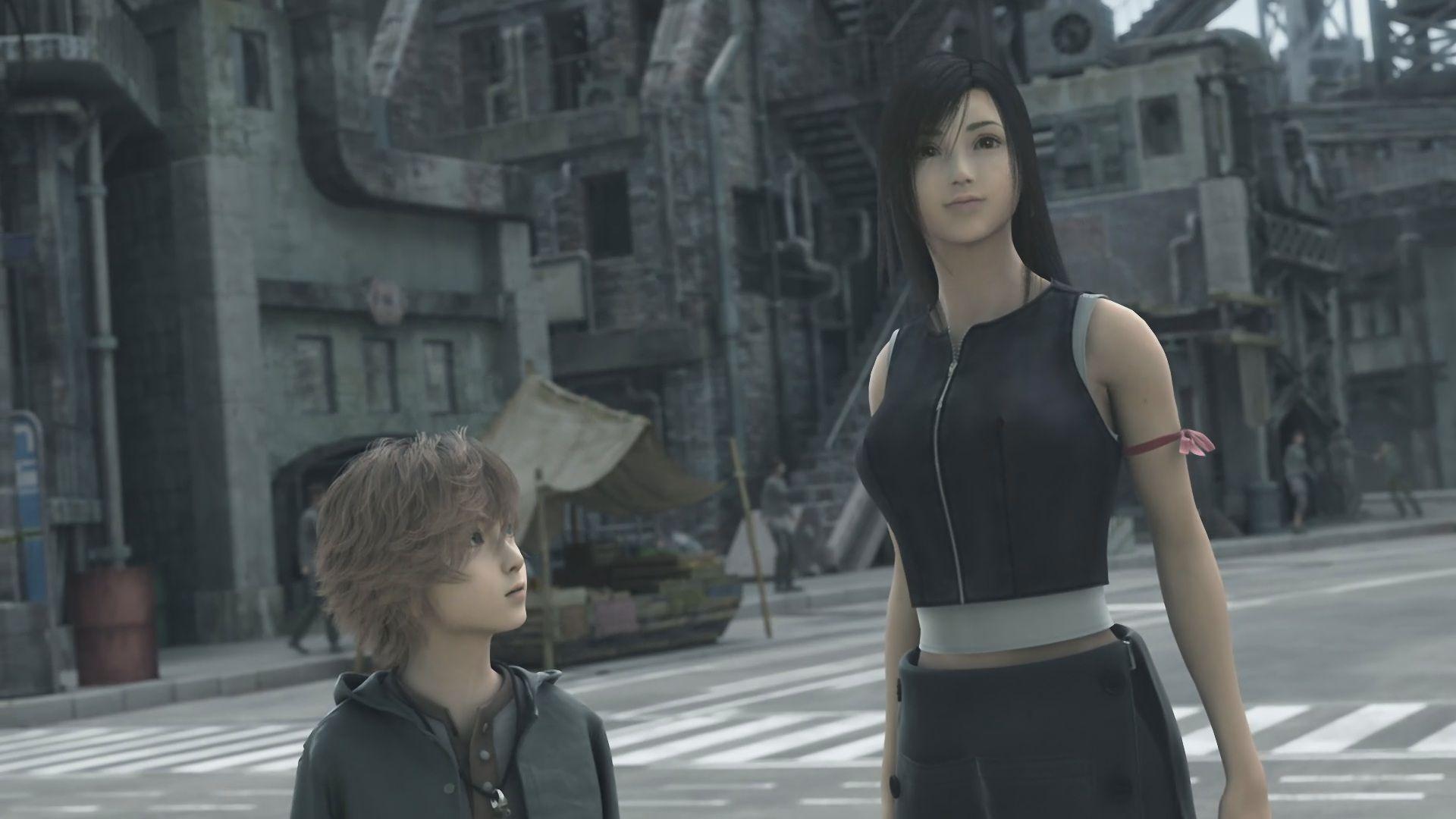 Final Fantasy Vii Advent Children Final Fantasy Final Fantasy